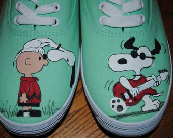 New Snoopy Design snoopy and Joe cool playing a guitar sorry sold 22ba8dfbc