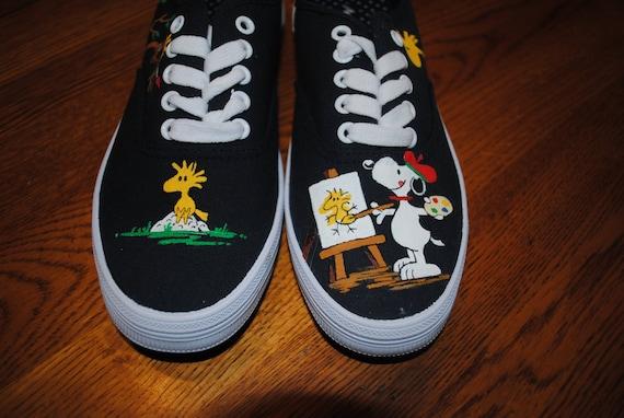 6b3a1b7e01c New Custom Snoopy Design snoopy Artist sorry sold