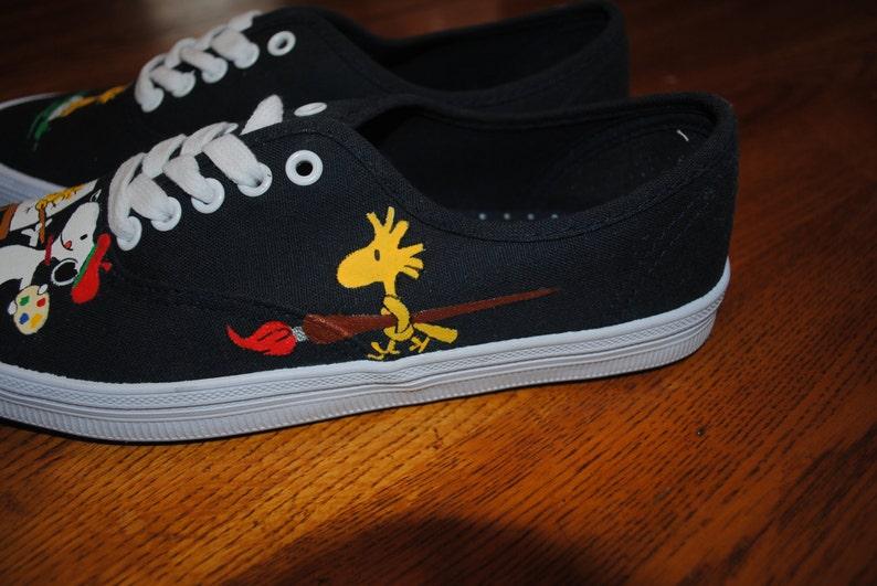 New Custom Snoopy Design snoopy Artist     sorry sold