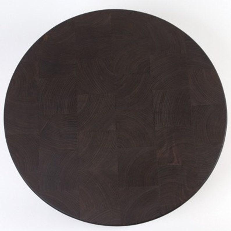 Soild Walnut End-Grain Cutting Board
