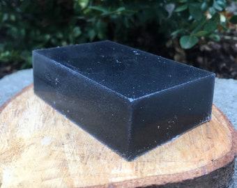 Tea Tree Scented Charcoal Face Bar 3oz
