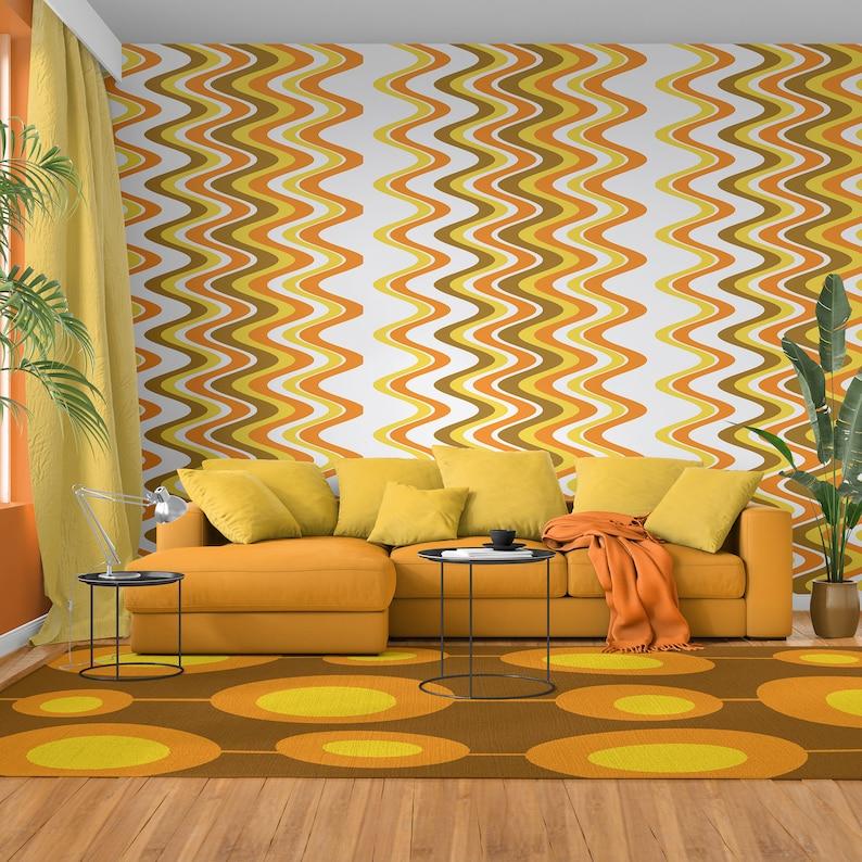 Mid Century Modern Wallpaper Mod Wallpaper Modern ...