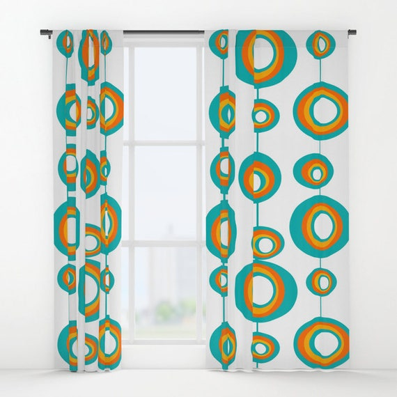 image 0 - Retro Curtains