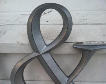 Ampersand / Wall Decor / Ampersand Wedding Prop /Symbol / Wedding Decor / Home and Garden Decor