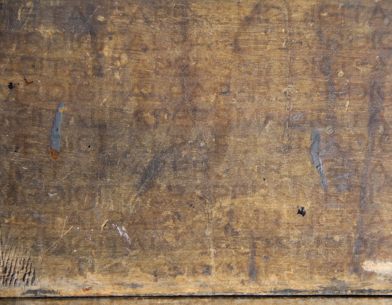 Wood Plank Distressed Natural Texture 14x18 Digital Paper