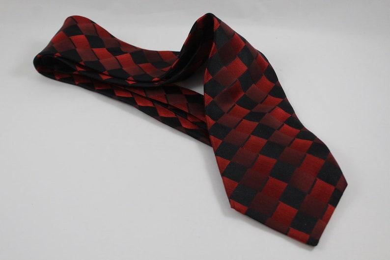 Men/'s Murano Collezione 100/% Silk Tie Hand-Tailored in USA