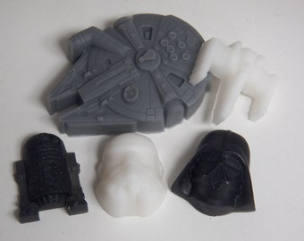 star wars soap set guest soaps great gift