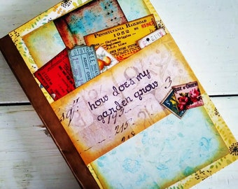 Garden Journal with Lined Pages