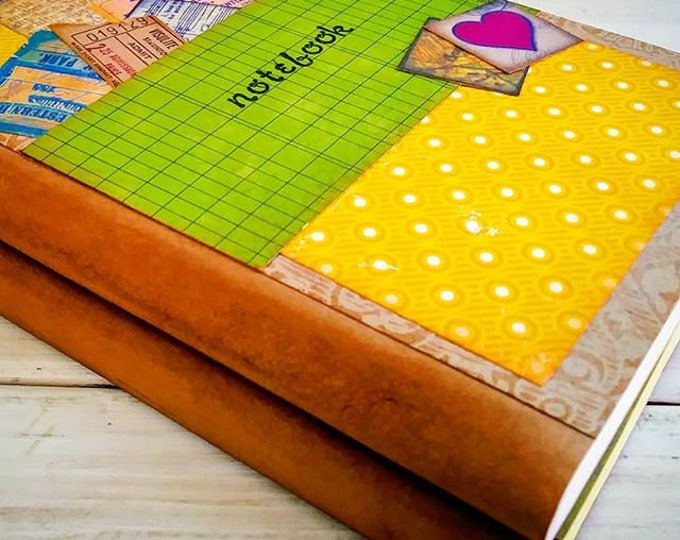 Featured listing image: Notebook Slim Journal with Unlined Pages