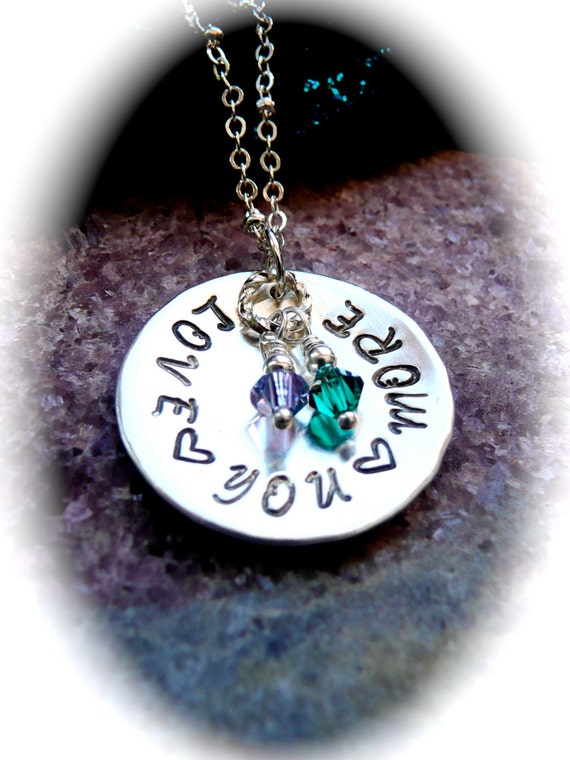 personalized jewelry valentines day gift handmade sterling etsy