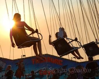 Fun at the County Fair - 8x10 photo