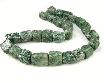 Nugget Jasper Gemstone Beads Strand