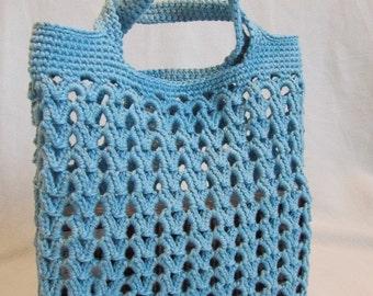 Crochet Bag Pattern (Marina Bag) Instant Digital Download