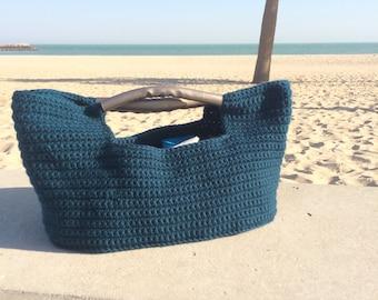Crochet Bag Pattern - (Shanta) Instant Digital Download