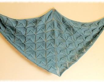 Marakeb Shawl Knitting Pattern