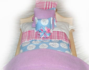 24Z Bedding / Linens for 18 inch/American Girl Doll Beds