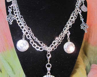 Lockets & Trinkets Charm Necklace