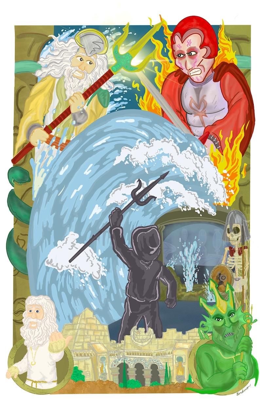 The Fury of Poseidon