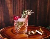 Mid Century Starburst Cocktail Stir Sticks, 4 CT., Swizzle Sticks, Drink Stirrers Laser Cut, Acrylic