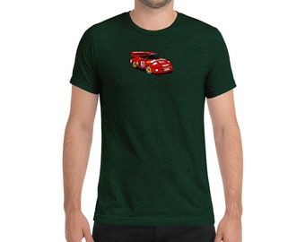 Newman Porsche Short sleeve t-shirt