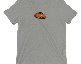 1974 Porsche 911 RSR Short sleeve t-shirt