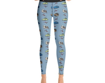VW Love Yoga Leggings