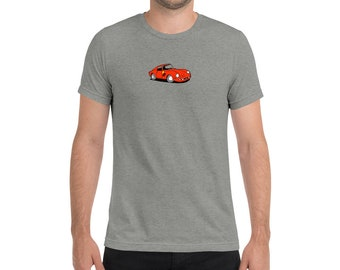 64 Ferrari GTO Short sleeve t-shirt