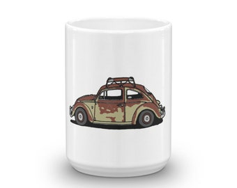 Randy's Rusty Bug Mug