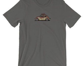 Randy's Rusty Bug Short-Sleeve T-Shirt
