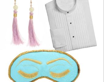 Holly Golightly Costume - Breakfast at Tiffanys Halloween Costume Masquerade Audrey Hepburn
