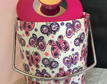 Mod 60's Ice Bucket
