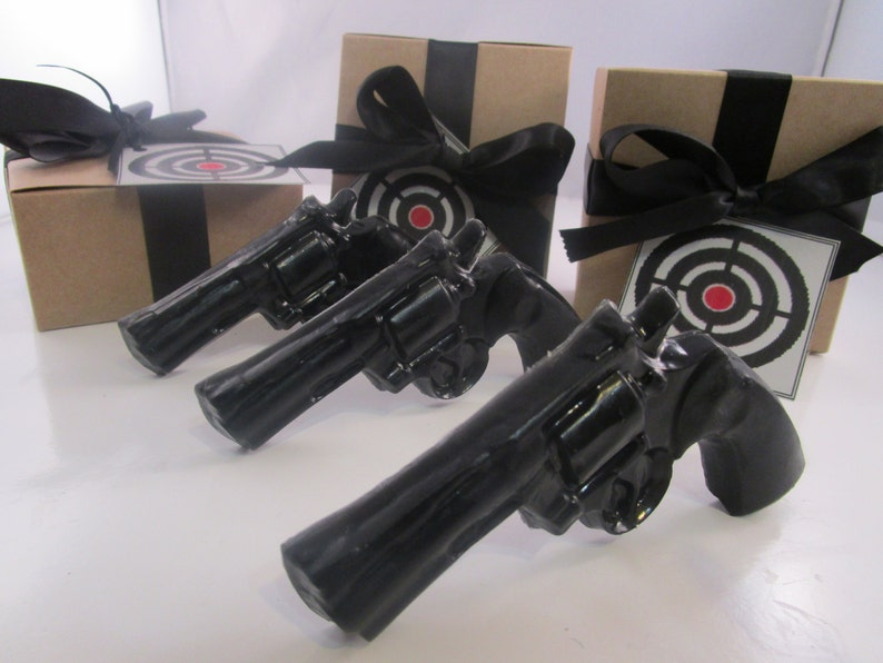 3 Gun Soap  cool gifts for guys gift for him stocking image 0