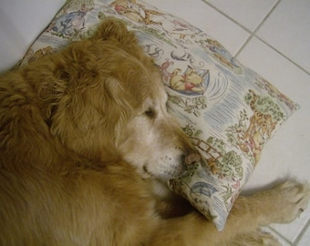 ANTI-ANXIETY Dog Pillow, Toy, Spray, and Treats