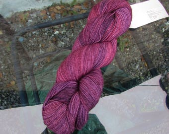 Fyberspates Vivacious 4ply Yarn 100g Grape 365m