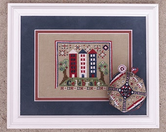 Celebrate PDF Cross Stitch