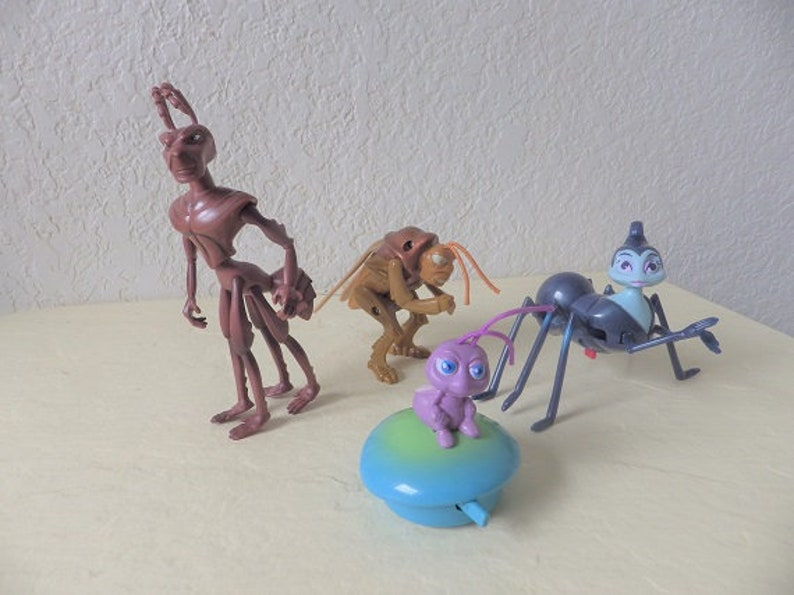 It/'s A Bug/'s Life lot of five figures