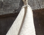 Antique French linen Bakers Bread makers cloths Boulangerie Proving Kitchen Towel
