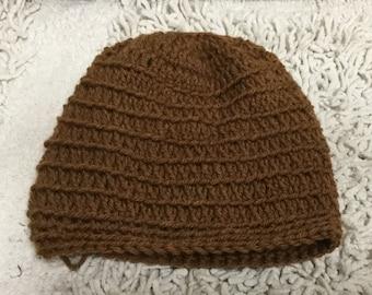 Ponytail Hat Pony Hat Messy Bun crochet crocheted Beanie