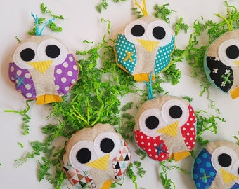 Cody and kait by codyandkait on etsy ouchie bag ice pack owl easter basket gift under 10 dollars negle Choice Image