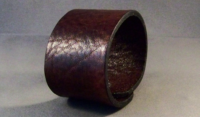 Cuff Bracelet-Leather Cuff Bracelet-Womens Leather image 0