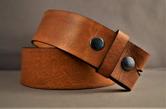 Vintage leather belt for women, leather belt for men, belt for buckle, Camel brown belt, Vintage leather belt for men, Vintage leather strap