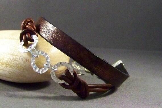 Bracelets for women, Sterling Silver Bracelet, Charm Bracelet, Women Wrist Bracelet, Silver Chains Bracelet, Women Leather Bracelet
