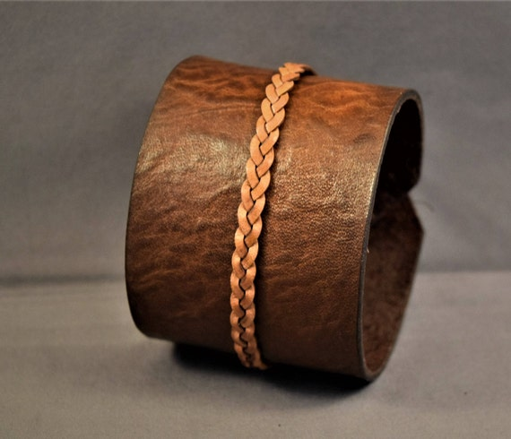 Leather cuff bracelets for women-Vintage leather cuff-Women wrist Bracelet-Bracelets for women-Gifts-Friendship Gifts-Leather cuff men