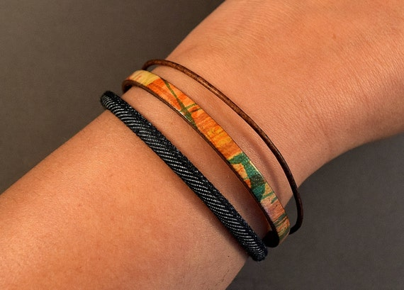 Leather Bracelet For Women-Birthday Gifts For Her-Women Wrist Bracelet-Gifts For Women-Friendship Bracelet For Her-Birthday Gifts For Friend