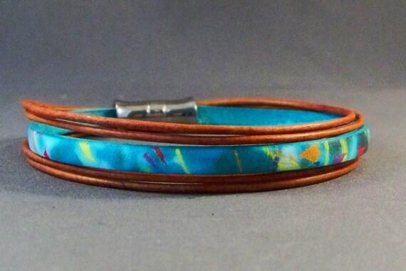 Leather Bracelet-Leather Wristband-Boho Leather Bracelet-Women Bracelet-Mens Leather Bracelet-Friendship Bracelet-Gifts-Leather Bangle