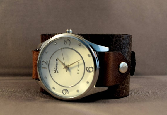 Watch-Men's Watches-Bracelet Watch-Watches Men-Men's Watch Vintage-Cuff Women Watch-Women Watch-Men's Watch Leather-Leather Watch-Gifts