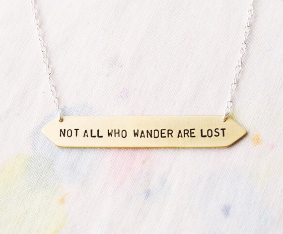 not all who wander are lost - 570×471