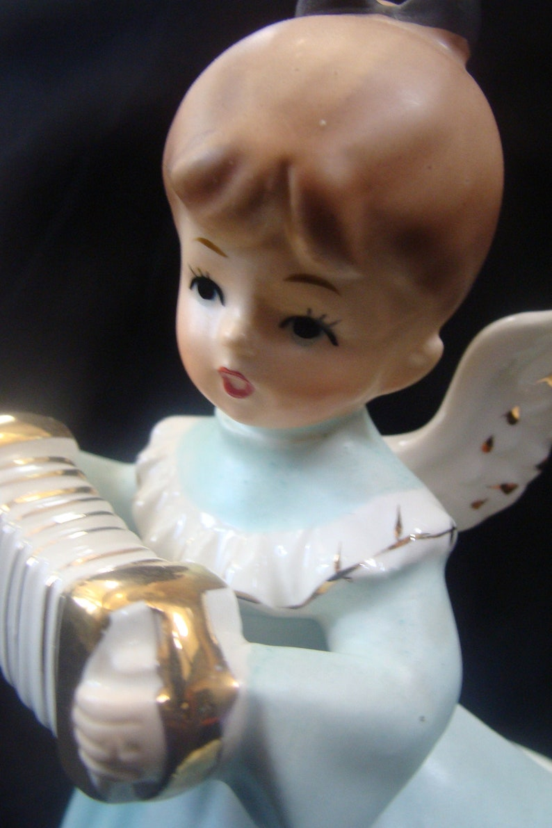 Beautiful Angel Planter Dabs Japan Vintage