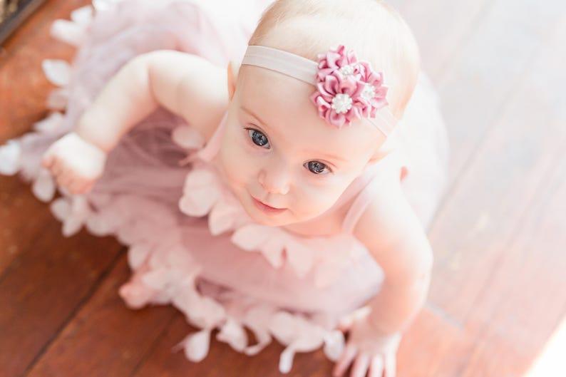 ef90fee08 Easter Spring Baby Girl Birthday Dress w Sash& Lace Velvet or | Etsy