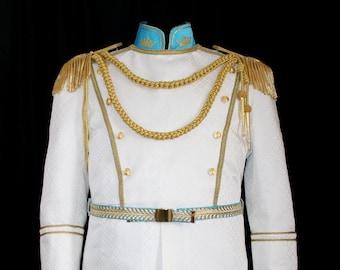 Cinderella Prince Costume